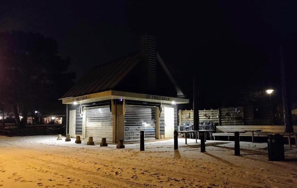 Freitvilla openingstijden winterperiode